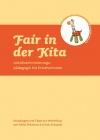"""Cover der Broschüre """"Fair in der Kita"""""""