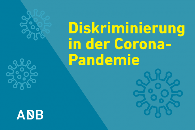 Diskriminierung in der Corona-Pandemie